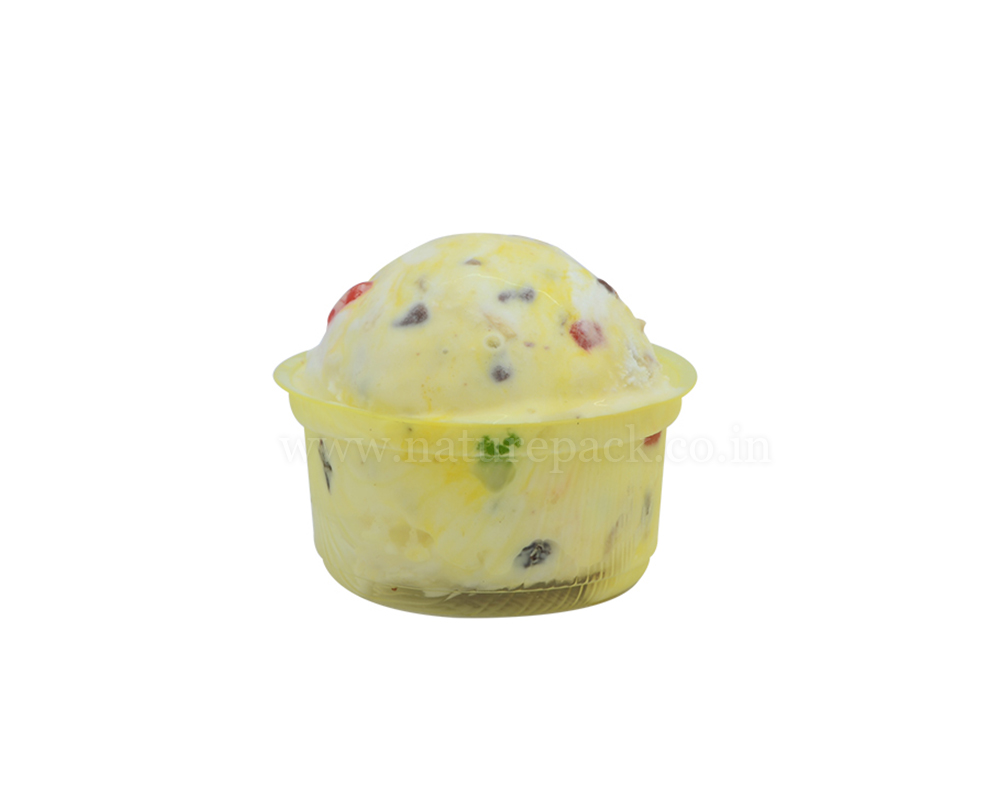 100ml Yellow Cup