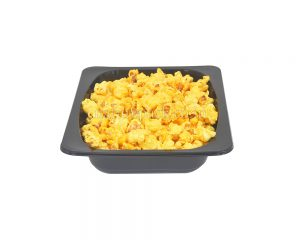 400ml Black Food Container