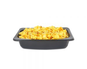 500ml Black Food Container