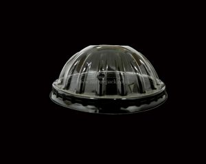 80mm Dome Lid Without hole