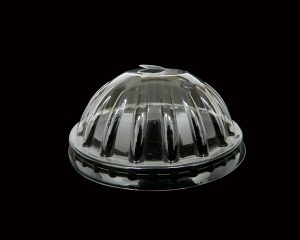 95mm Dome Lid With hole