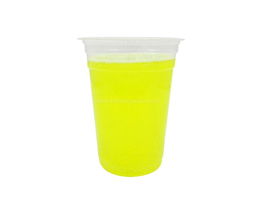 400ml Clear Cups