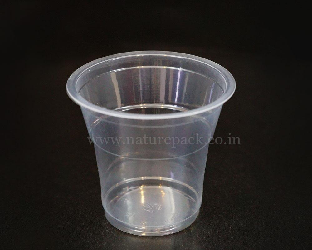 150ml Clear Cups