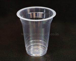 350ml Clear Cups