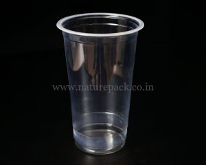 600ml Clear Cup