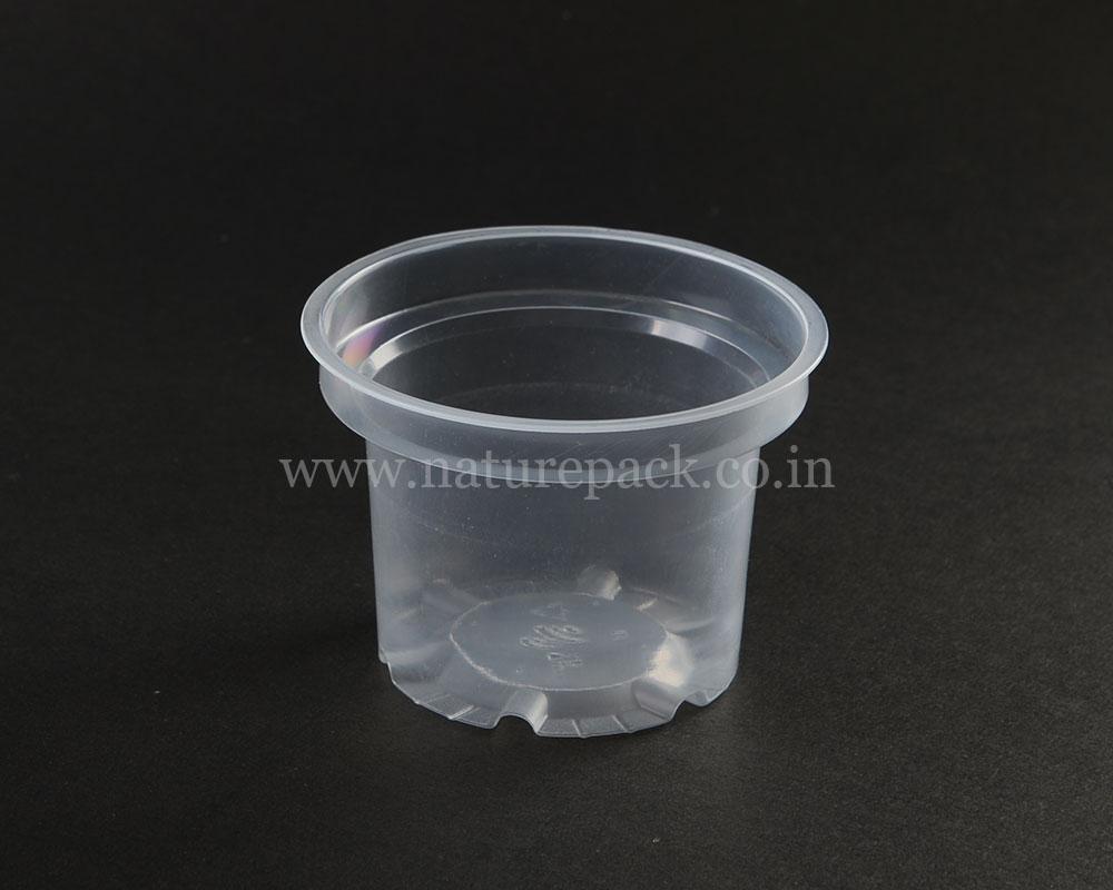 100ml Clear Cups