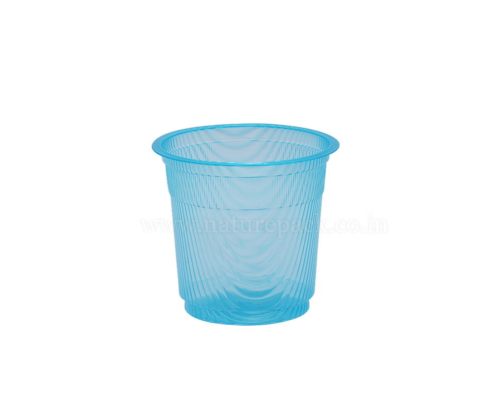 200ml Waves Blue Cup