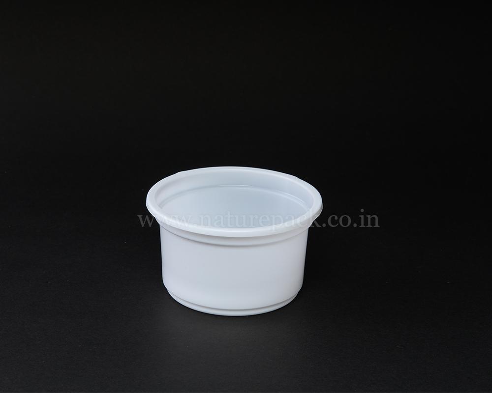200ml White Cup