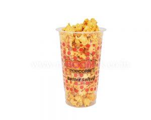 600ml Popcorn Cup