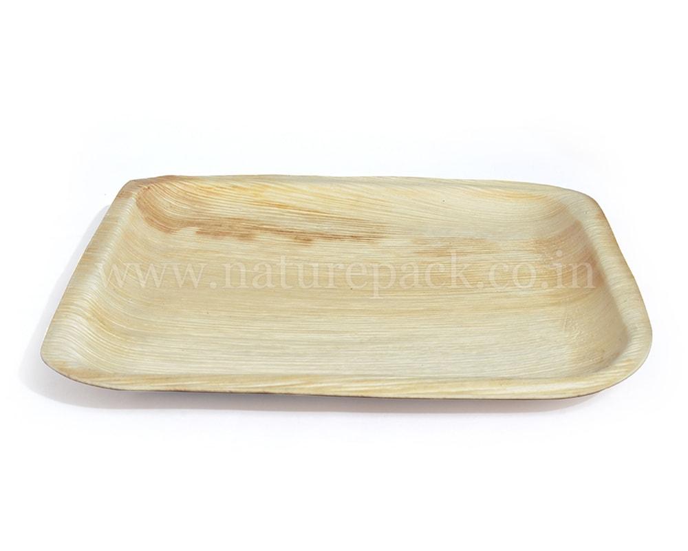 10 inch Square Plate
