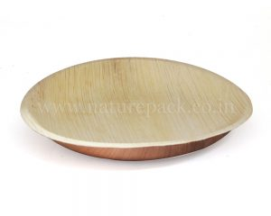 7 inch Flat Round Plate