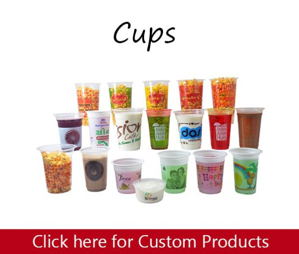 Manufacturer of plastic disposable glasses | Cups | Trays
