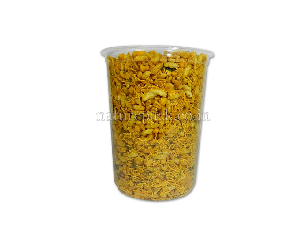 1200ml Round Food Container