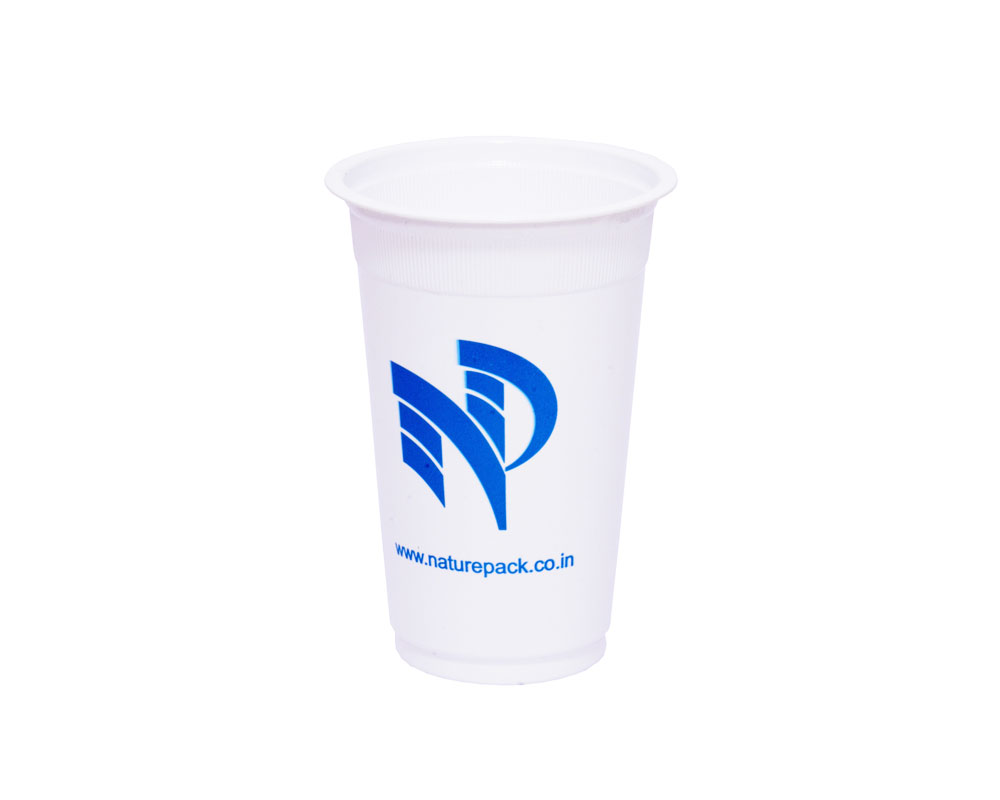 Custom Readymade Plastic Glasses