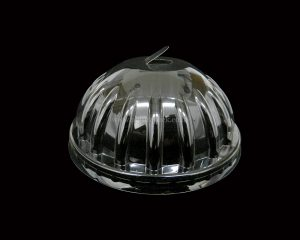80mm Dome Lid with hole