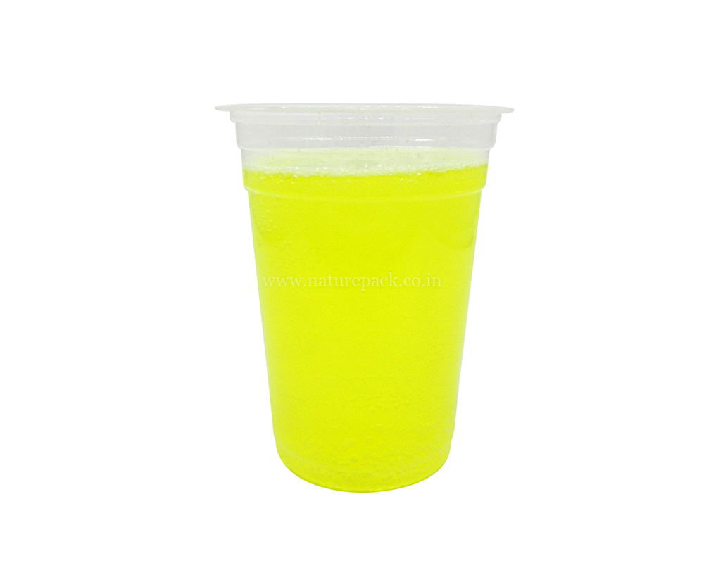 400ml Clear Cups