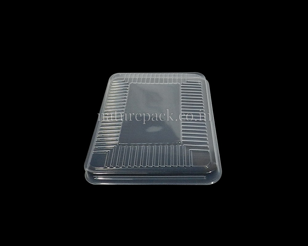 Flat Container Lid