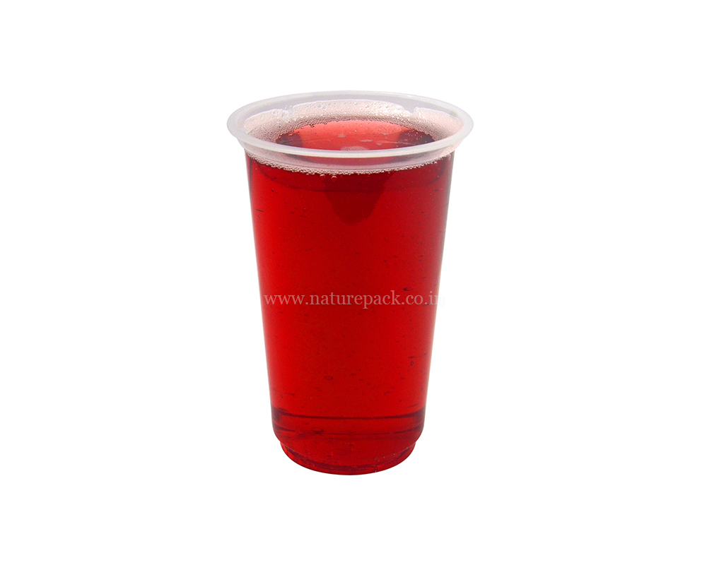 250ml Clear Cups