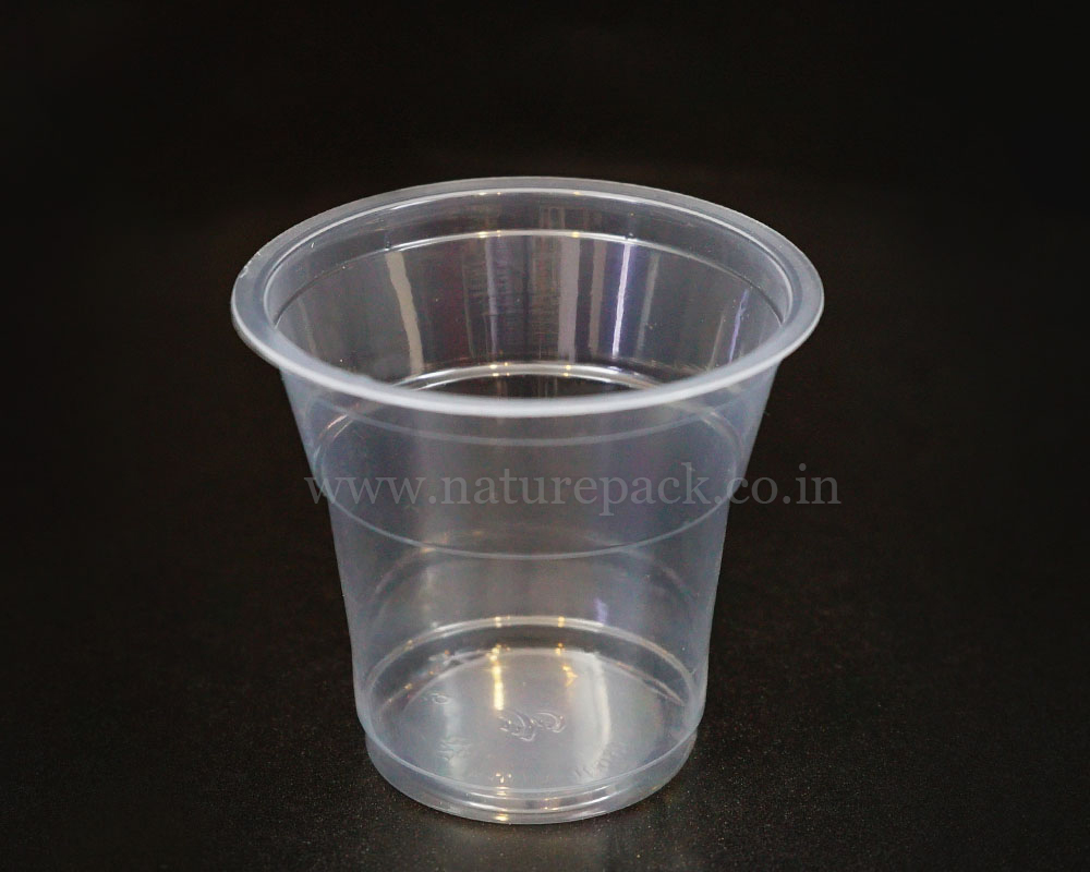 150ml Clear Cups