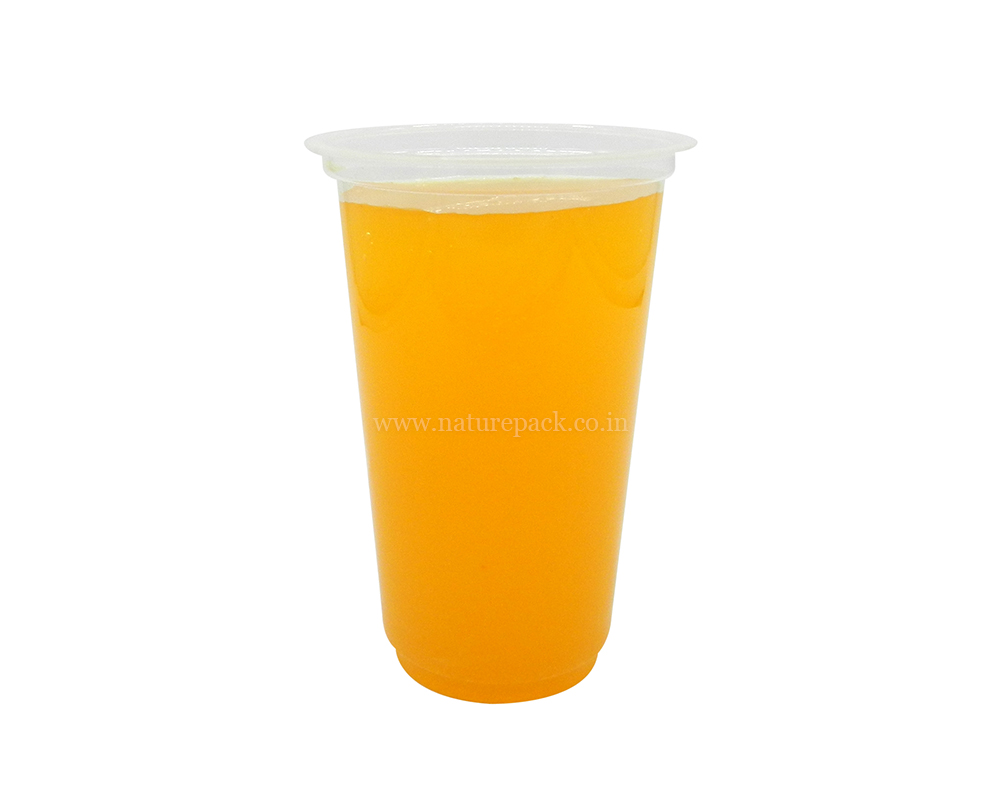 275ml Clear Cups