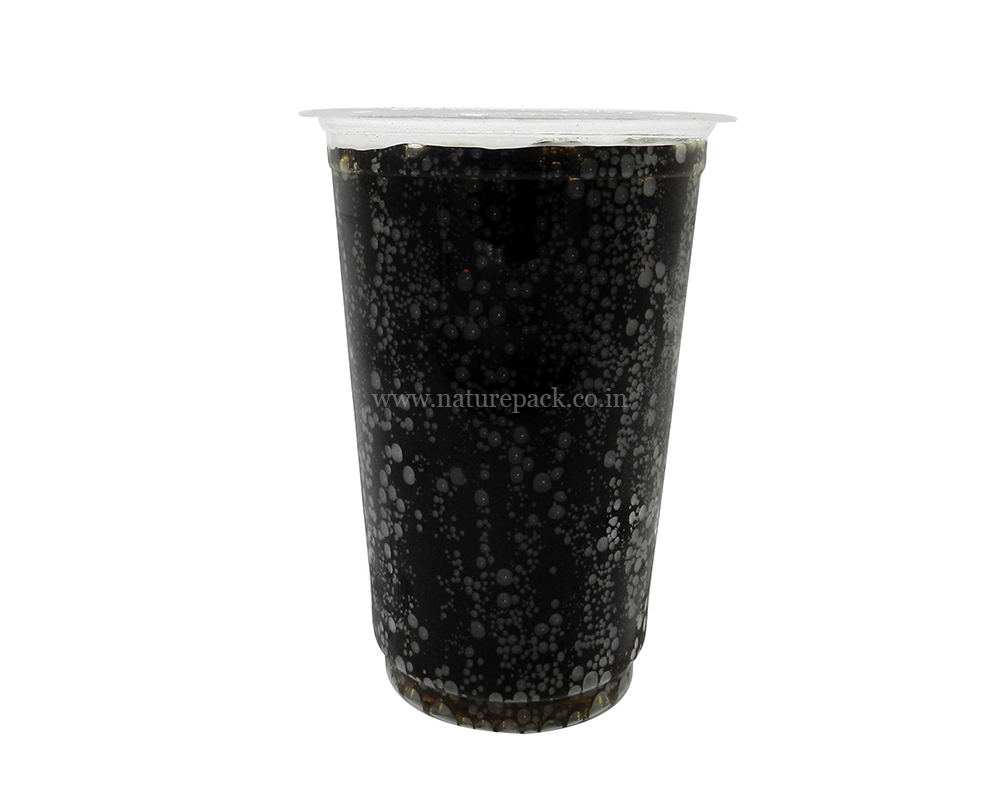 500ml Clear Cups
