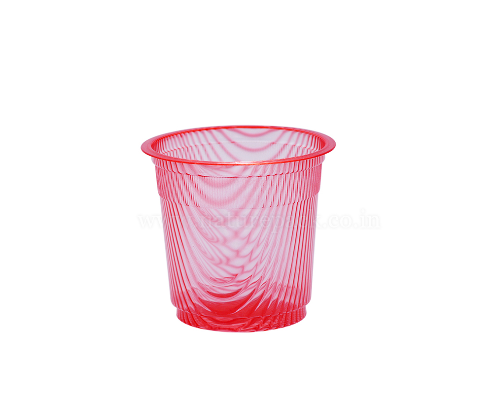 200ml Waves Red Cup