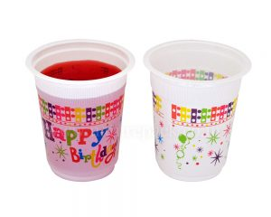 250ml Birthday Design Cup