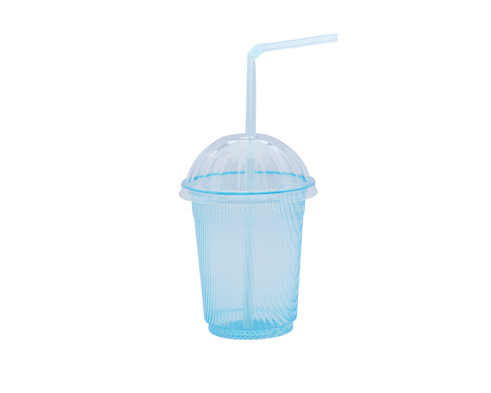250ml Waves Blue Cup