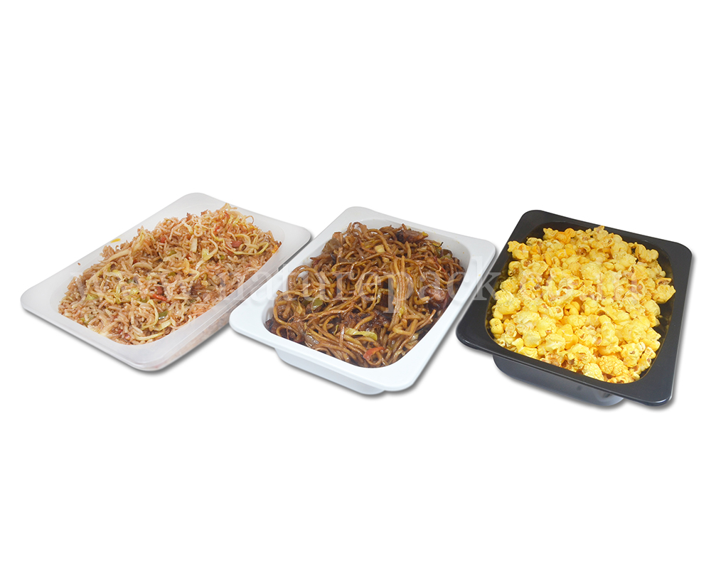 Degradable Rectangle Food Container